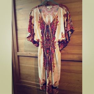 Flowy Dress—Dress Barn—Size 4